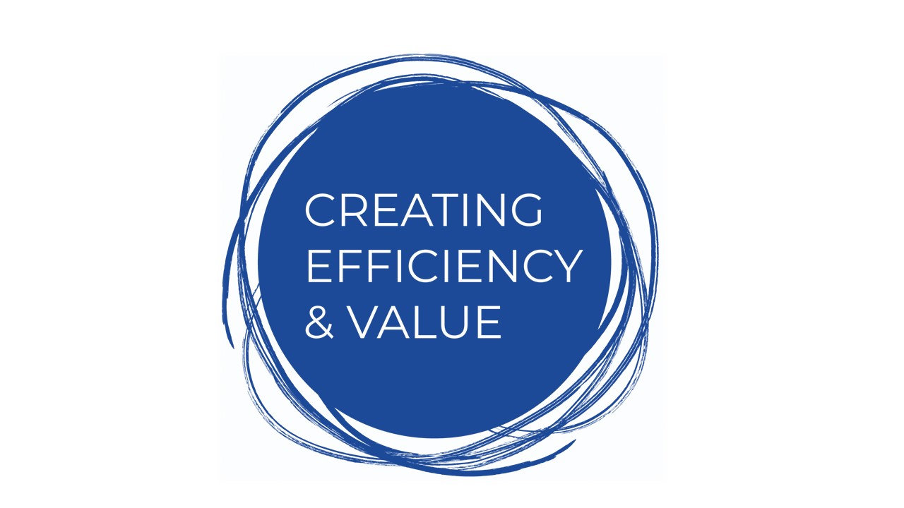 Creating Efficiency & Value